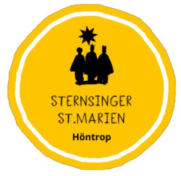 Logl Sternsingen St. Marien Höntrop
